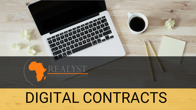 Digital Contracts