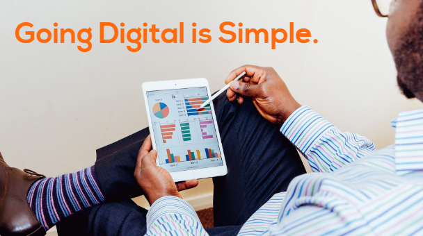 Going Digital is Simple