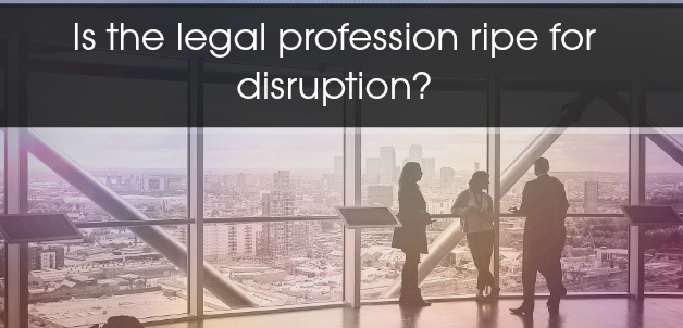 Digital disruption for legal professions
